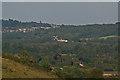 TQ2350 : Reigate Heath Windmill from Box Hill by Ian Capper