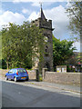 SD6021 : War Memorial Tower, Wheelton by David Dixon