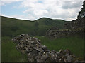 NY5605 : Scalehow, a ruined farmhouse at the head of Bretherdale by Karl and Ali