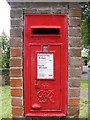 TG1906 : Gurney Lane George VI Postbox by Adrian Cable