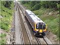 SU9150 : Ash-bound Train by Colin Smith