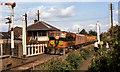 D0605 : Weed-spraying train, Cullybackey by Albert Bridge