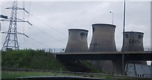 SE4724 : Ferrybridge Power Stations by N Chadwick