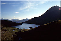 NY2807 : Stickle Tarn from Bright Beck, late afternoon by Christopher Hilton