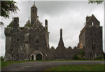 R4354 : Dromore Castle (2) by Mike Searle