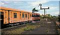 J3785 : Weed-spraying train, Greenisland by Albert Bridge