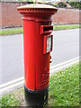 TG2005 : Church Lane Postbox by Adrian Cable