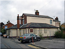 TM0221 : The Former Freemasons Arms Rowhedge by Phil Gaskin