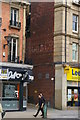 SK3587 : Ghost-sign, Pinstone Street, Sheffield by Christopher Hilton