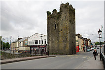 S1258 : Castles of Munster: Bridge Castle -Thurles, Tipperary by Mike Searle
