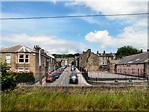 SK0394 : Talbot Street by Gerald England