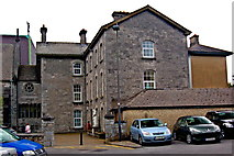 R3377 : Ennis - The Friary Car Park - West Side of The Friary by Joseph Mischyshyn