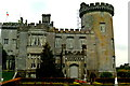 R3870 : Dromoland - Castle - View to Northwest by Joseph Mischyshyn