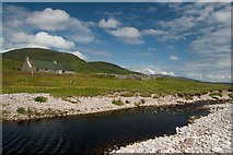 NR4557 : Abhainn Phroaig and Proaig, Islay by Becky Williamson