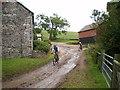 SO3995 : Coates Farm by Richard Law