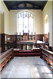TF3093 : Chancel, St Andrew's Church, Utterby by J.Hannan-Briggs