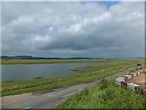 TQ9014 : Colonel Body Memorial Lake by PAUL FARMER