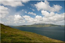 NR4659 : The Sound of Islay from above McArthur's Head by Becky Williamson