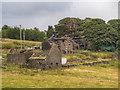 SE0009 : Derelict Farm, Higher Castleshaw by David Dixon