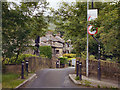 SD9904 : Bridge Over Chew Brook by David Dixon