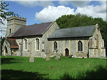 TL6153 : St Mary's Weston Colville by Keith Evans