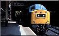 NT2573 : Class 40, Edinburgh by Albert Bridge