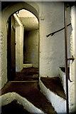 R4560 : Bunratty Castle - To Castle Entrance Murder Hole by Joseph Mischyshyn