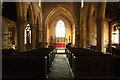 SK8172 : St.Gregory's nave by Richard Croft