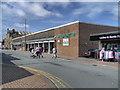SD3447 : Fleetwood Market by David Dixon