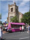 SD3347 : St Peter's Parish Church, Fleetwood by David Dixon