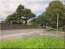 SX9066 : Junction on Barton Road by Derek Harper