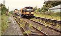 J2787 : Weed-spraying train, Doagh station by Albert Bridge