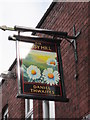 SD6504 : The Daisy Hill public house, Daisy Hill by Ian S
