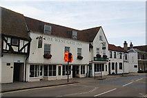 TR1458 : The West Gate Inn, Canterbury by Bill Boaden