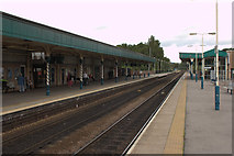 SK3871 : Chesterfield Railway Station by Mark Anderson