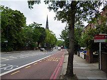 TQ3473 : Dulwich:  Lordship Lane by Dr Neil Clifton