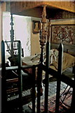 R4560 : Bunratty Castle - North Solar - The Earl's Bedroom by Joseph Mischyshyn