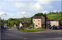 SK2756 : The Green and Main Street, Middleton by Des Blenkinsopp