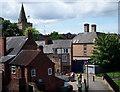 SK5461 : Mansfield, Notts (Bridge Inn) by David Hallam-Jones