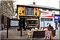 TQ0202 : Takeaway shops on High Street by Steve Daniels