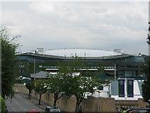 TQ2472 : Wimbledon Centre Court by G Laird