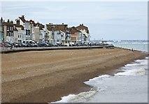 TR3752 : The beach at Deal by Paul Harrop