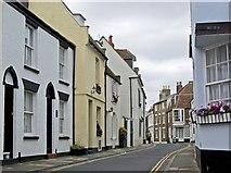 TR3752 : Middle Street, Deal by Paul Harrop
