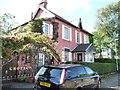 SE3539 : Crofton Villa, Crofton Terrace, Shadwell by Christine Johnstone