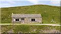 NY9807 : Shooting hut in Faggergill by Trevor Littlewood