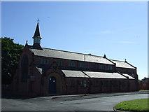 NZ2783 : Parish Church of St John by JThomas