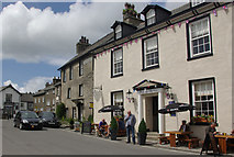 SD3778 : The Square, Cartmel by Stephen McKay