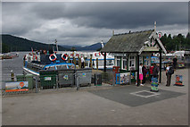 SD4096 : Bowness Pier by Stephen McKay