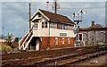 N0341 : Athlone West signal cabin by Albert Bridge