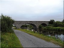 N4427 : Bridge over the Grand Canal in Knockballyboy, Co. Offaly by JP